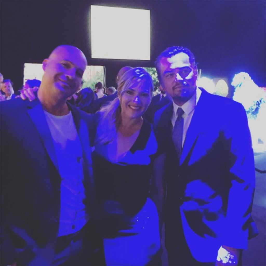 Leonardo DiCaprio, Kate Winslett, Billy Zane