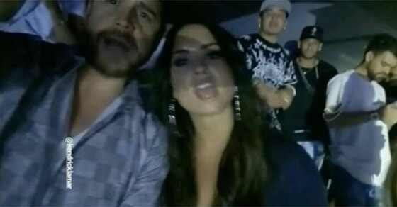 Neymar, Demi Lovato