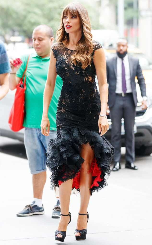 ESC: Sofia Vergara, Best Dressed