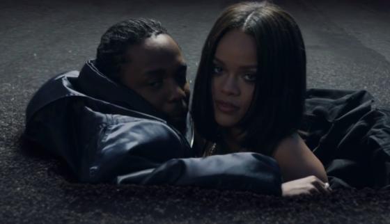 Kendrick Lamar, Rihanna