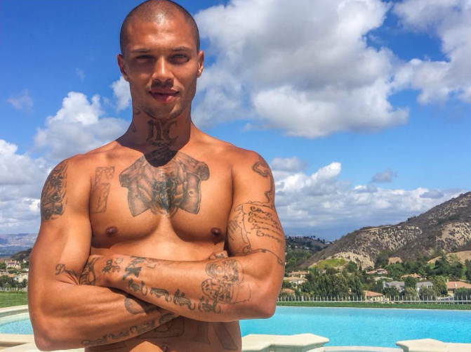 Exconvicto sexy conquista a la ex de Marc Anthony (FOTOS)