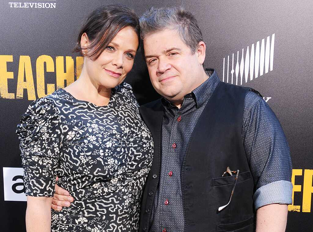 Patton Oswalt marries Meredith Salenger 4 months after engagement