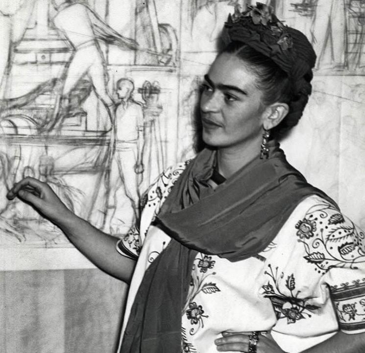 10 frases que demuestran que frida kahlo era una gran feminista e online latino andes. Black Bedroom Furniture Sets. Home Design Ideas