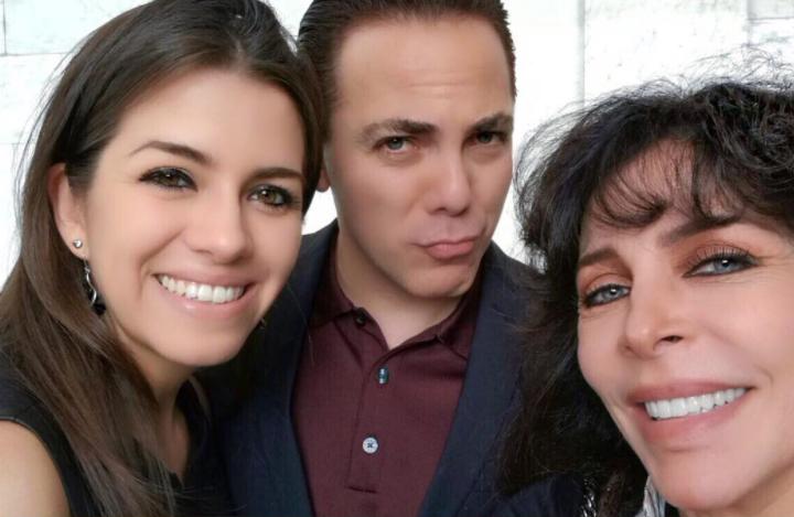 La nueva esposa de Cristian Castro rompió el silencio después de su separación del cantante