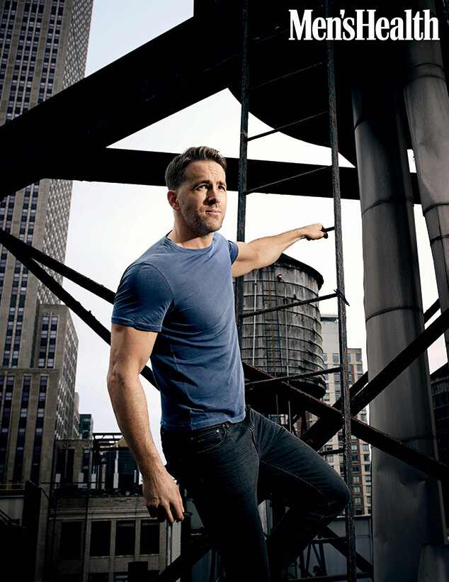 Ryan Reynolds, Men