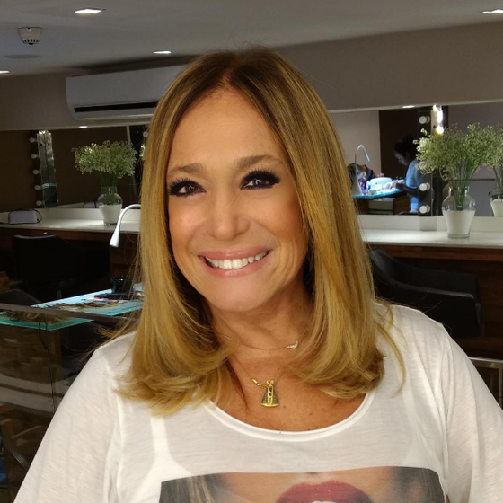Susana Vieira pede convite para festa de Tatá Werneck