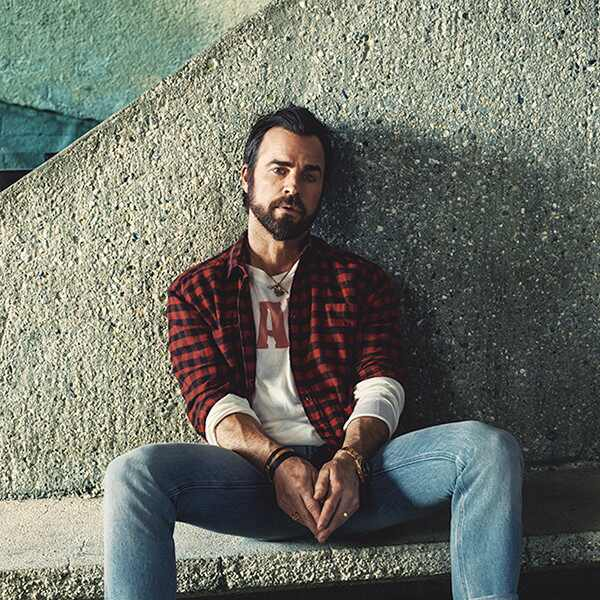 Justin Theroux, MR Porter, Magazine