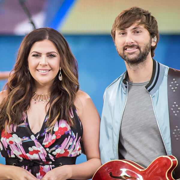 Hillary Scott, Dave Haywood