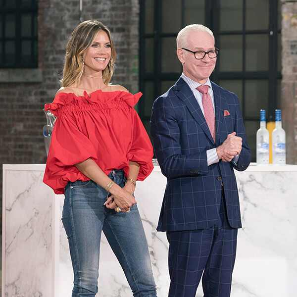 Project Runway, Heidi Klum, Tim Gunn