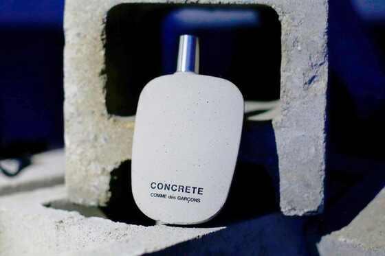 Perfume de concreto