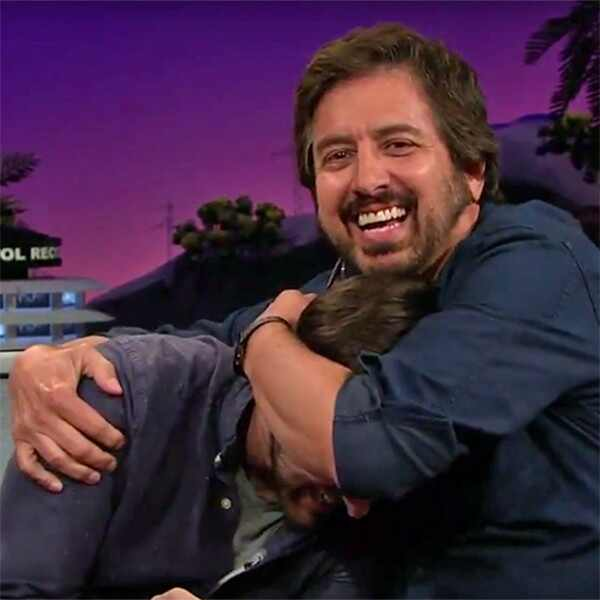 Ray Romano, Greg Romano, Son, Late Late Show With James Corden