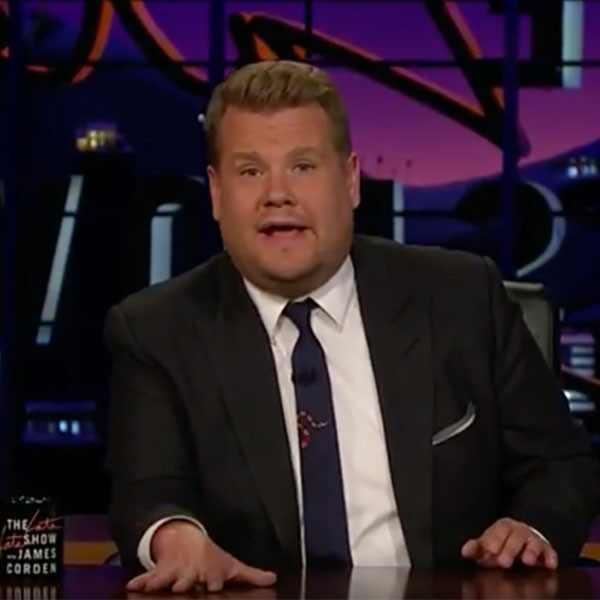 James Corden, The Late Late Show, Spain Terror Attacks