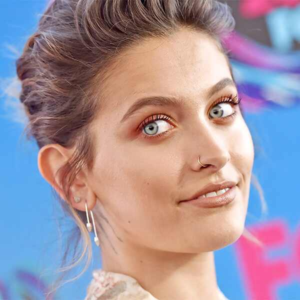 ESC: Paris Jackson, Beauty