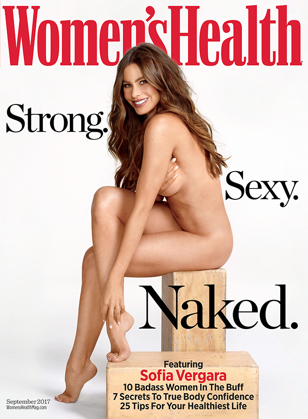 Sofia Vergara, Naked, Women