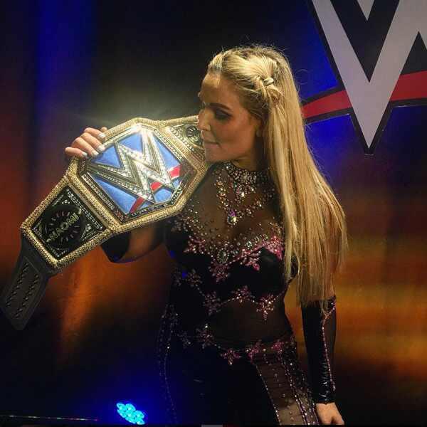 Nattie, WWE