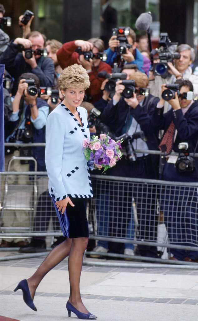 Princess Diana, Paparazzi