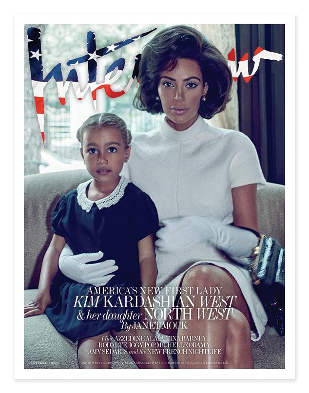 As melhores capas de revista de Kim Kardashian