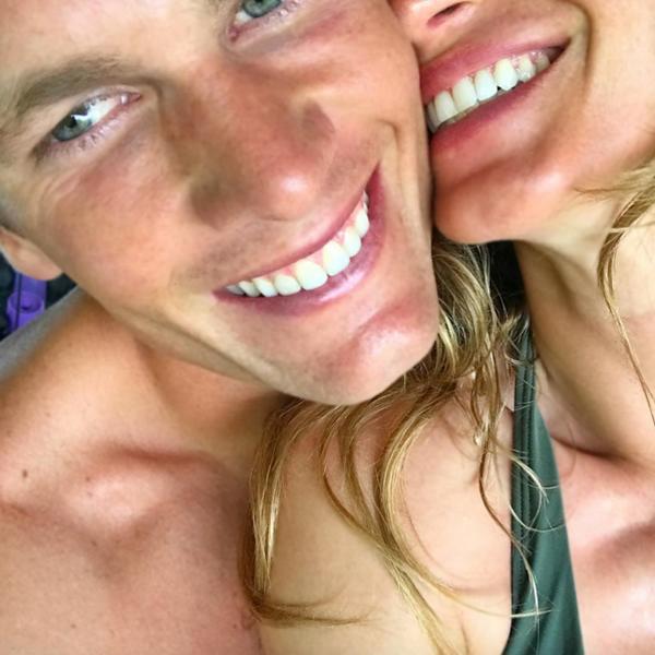Gisele Bündchen, Tom Brady, Instagram