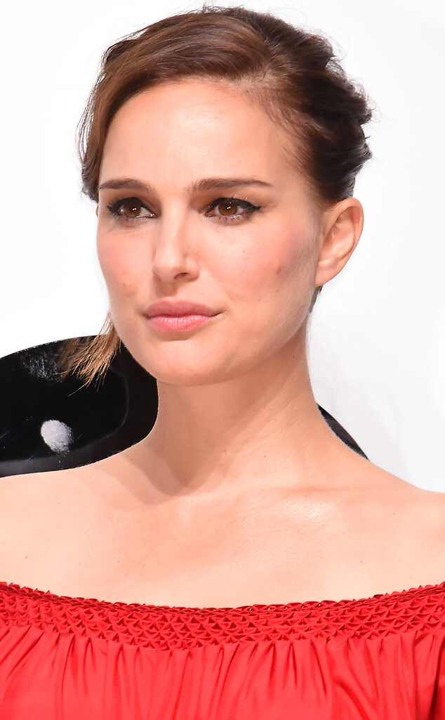 How Natalie Portman Stopped Breaking Out