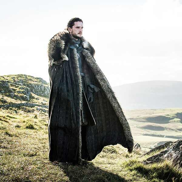 ESC: Jon Snow, Game of Thrones
