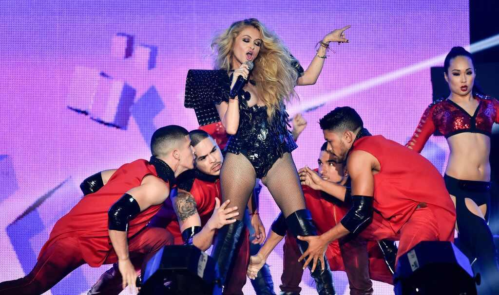 Insultan a Paulina Rubio por compararse con Marilyn Monroe y Madonna