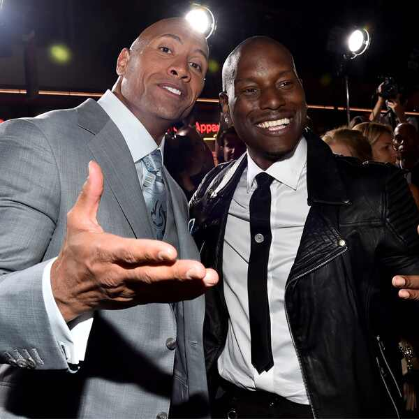Tyrese Gibson Threatens to Quit Fast & Furious 9 Amid Dwayne Johnson Feud