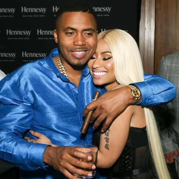 Nicki Minaj & NAS