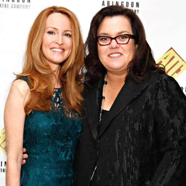 Rosie O'Donnell is 'in love' with much younger girlfriend