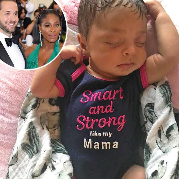 Alexis Olympia Ohanian, Serena Williams, Alex Ohanian