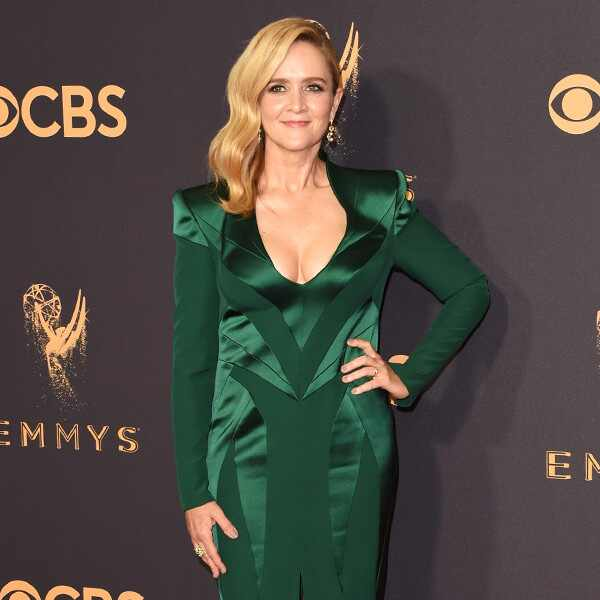 Samantha Bee 2017 Emmy Awards, Arrivals