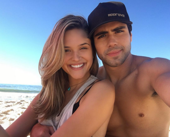 Juliana Paiva e Juliano Laham terminam namoro após um ano juntos
