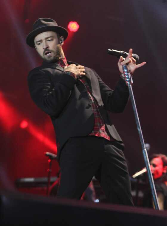 Justin Timberlake, Rock in Rio 2017
