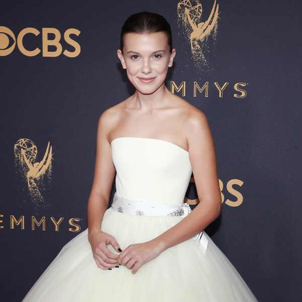 ESC: Emmy Trends, Millie Bobby Brown