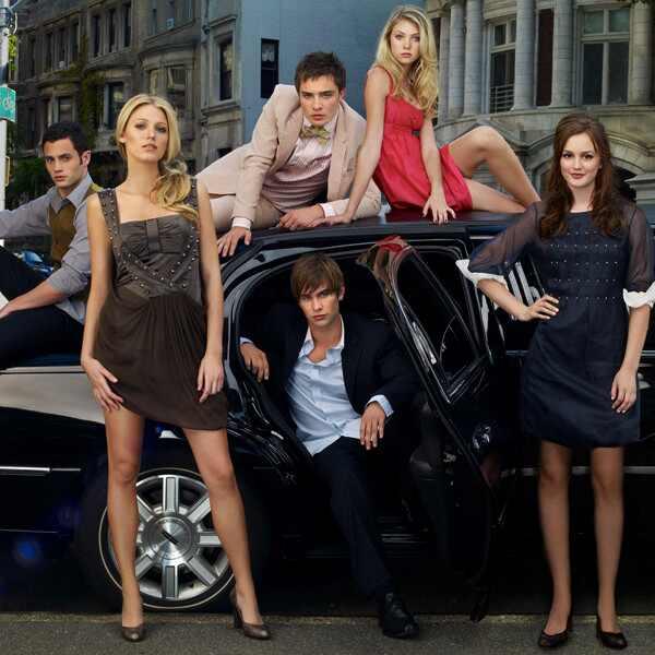 Gossip Girl Cast, 2007