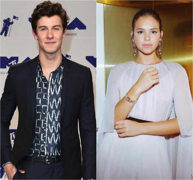 Shawn Mendes, Bruna Marquezine