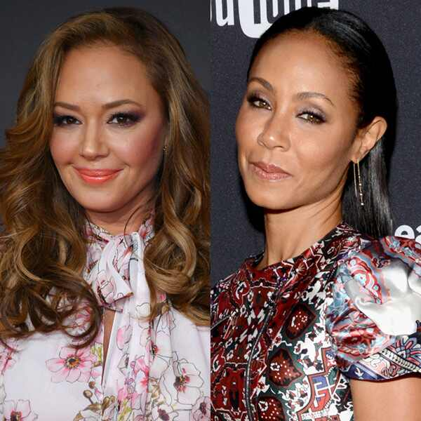 Leah Remini, Jada Pinkett Smith