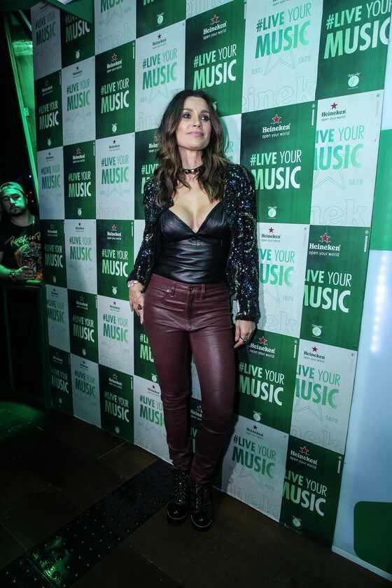 Flavia Alessandra, Rock in Rio 2017
