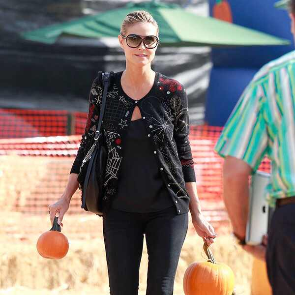 Heidi Klum, Pumpkin Patch