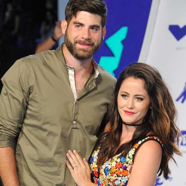 David Eason, Jenelle Evans, 2017 MTV VMAs