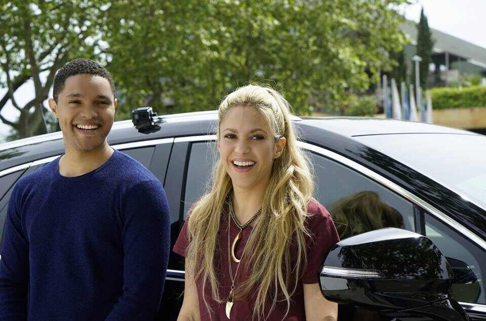 Shakira, Carpool Karaoke