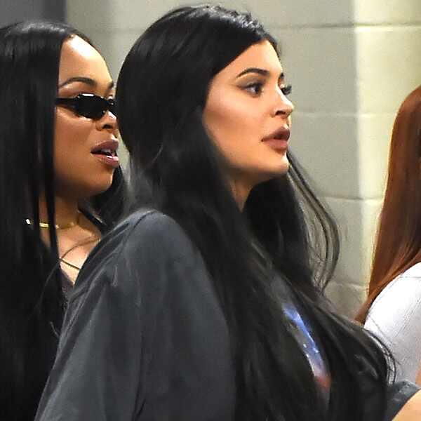 Kylie Jenner, iHeart Radio Festival