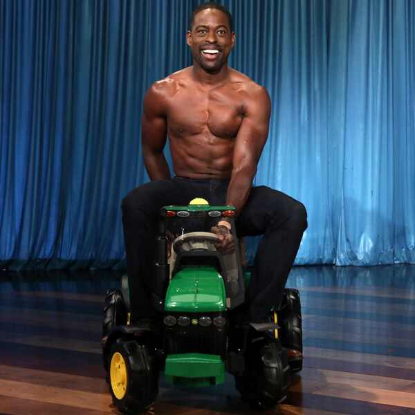 Sterling K Brown, Ellen