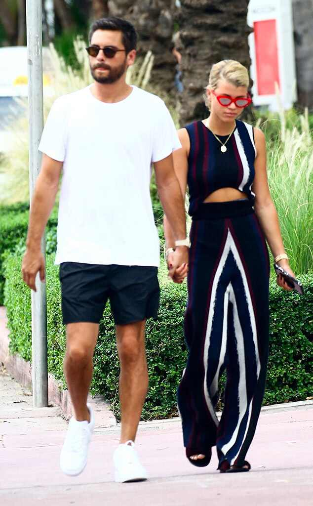 Scott Disick and Sofia Richie Vacation in Cabo Together ...