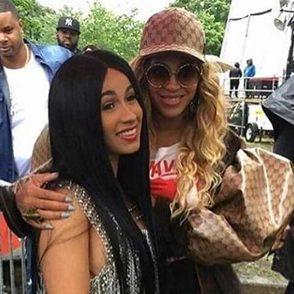 Beyonce, Cardi B, Made in America Festival 2017