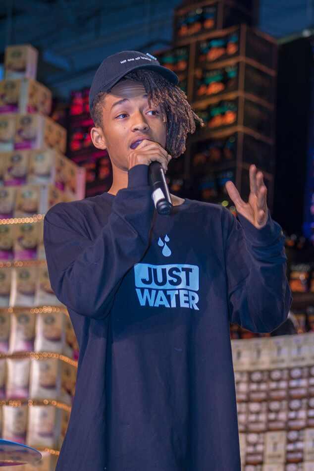 Jaden Smith, JUST Water