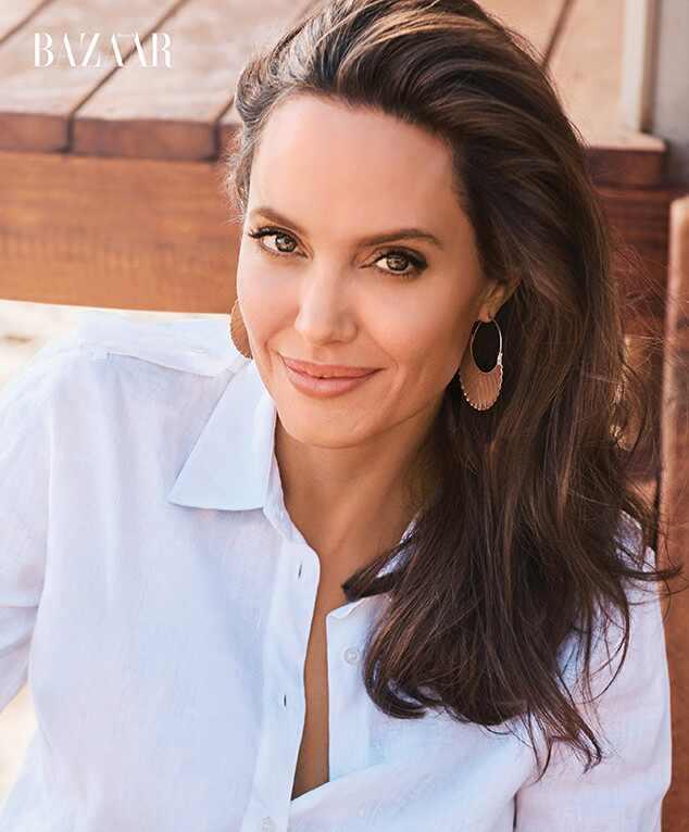 Angelina Jolie, Harper