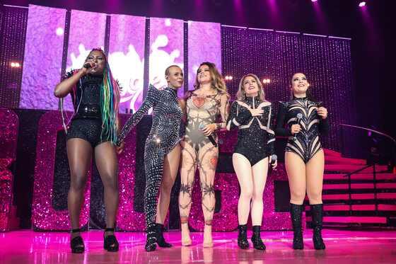 Grupo Rouge, show no Rio de Janeiro