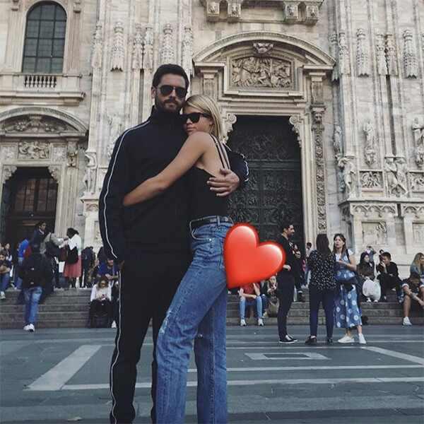Sofia Richie, Scott Disick, Milan