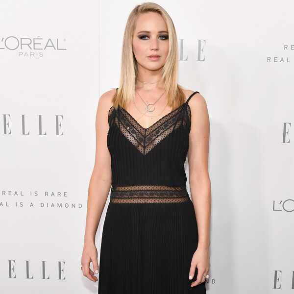 Jennifer Lawrence, ELLE's 24th Annual Women in Hollywood