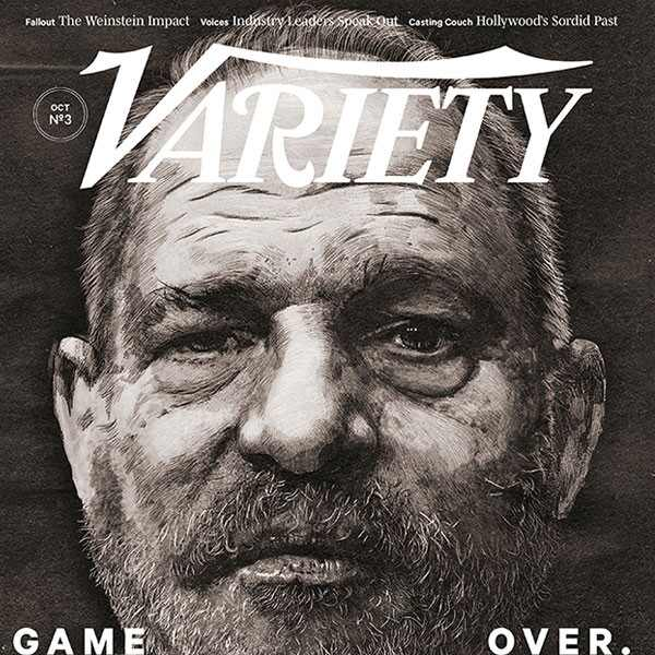 Harvey Weinstein, Variety